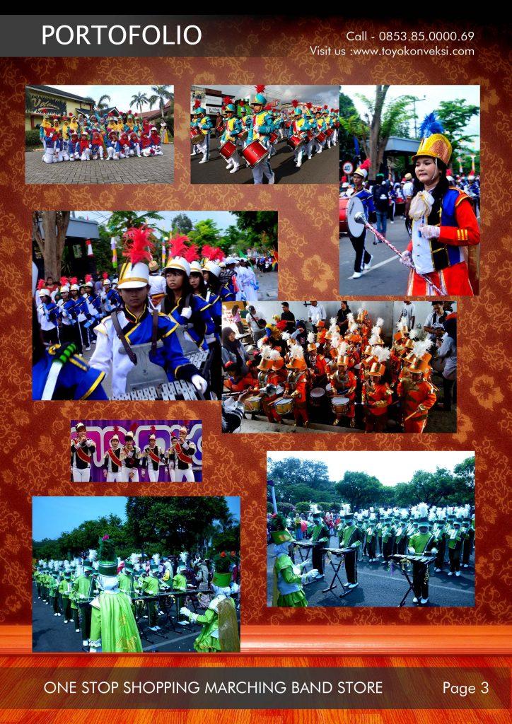 Testimoni Konsumen Toko Seragam Drumband Murah dan Berkualitas
