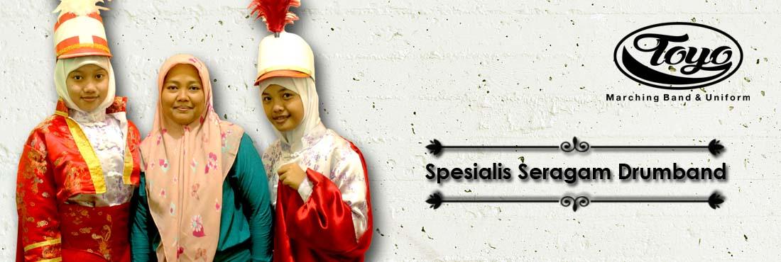 Spesialis Seragam Drumband