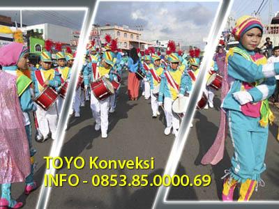 Jual Kostum Drumband Surakarta