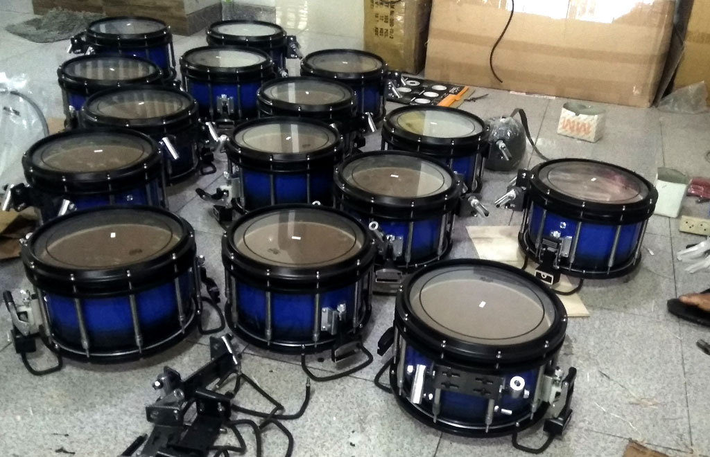 snare drum marching