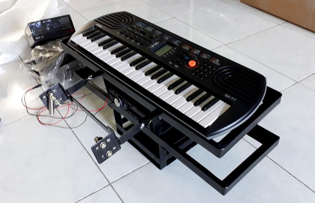 pianika elektrik murah